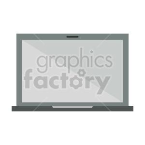 clipart - computer laptop icon.