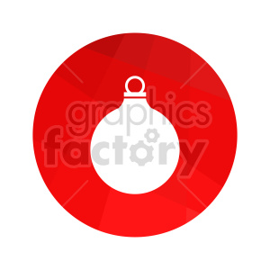 christmas decoration vector graphic clipart. Commercial use image # 416550