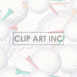 092405-golfball_light clipart. Royalty-free image # 128147