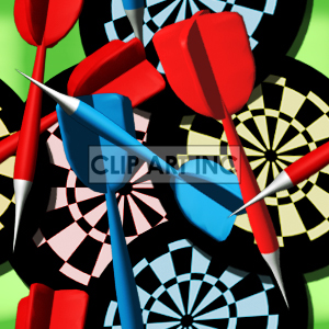 102605-darts background. Royalty-free background # 128177