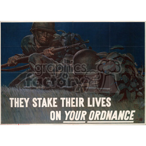 war posters world II   MPW00042 Clip Art Old War Posters