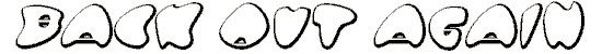 gotnohea font. Royalty-free font # 174809