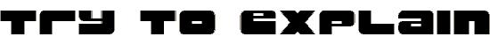 rustproo font. Royalty-free font # 174889