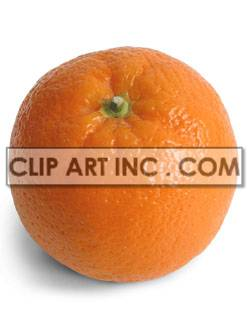 Orange clipart. Commercial use image # 176925