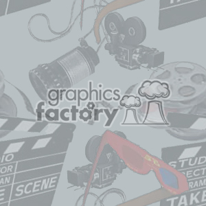 video production background clipart. Royalty-free image # 371317