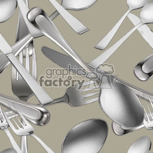background backgrounds tiled tile seamless watermark stationary wallpaper silver wear utensil utensils spoon spoons fork forks