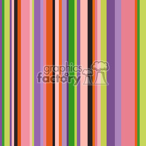 colorful stripes design  clipart. Royalty-free image # 371745