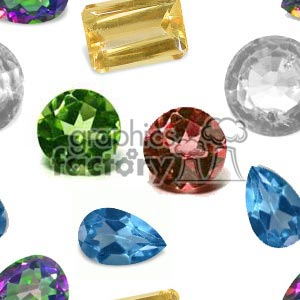 100806-gems background. Royalty-free background # 372203