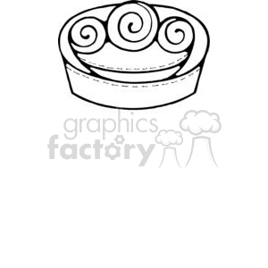 Sofa-Chair-2 clipart. Royalty-free image # 380245