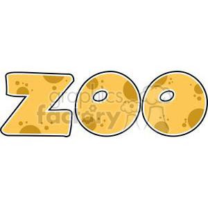 Cartoon-ZOO-Text