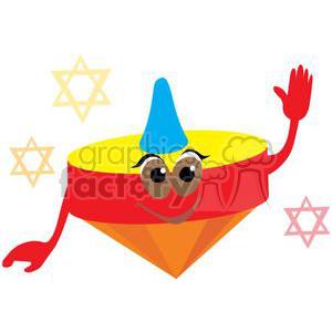 hanukkah-011 clipart. Royalty-free image # 381482