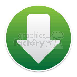 buttons-1-green clipart. Royalty-free image # 381616