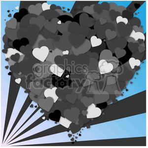 heart-20 clipart. Royalty-free image # 381676
