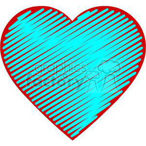 heart-47 clipart. Commercial use image # 381706