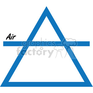 air symbol clipart. Commercial use image # 384885