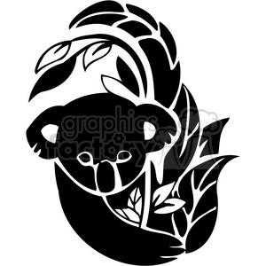 koala clipart. Commercial use image # 386162
