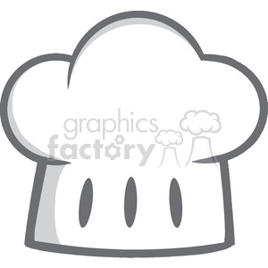 5357-Royalty-Free-RF-Clipart-Chef-Hat clipart. Commercial use image # 386547