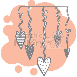 party decorations clipart. Royalty-free image # 386616