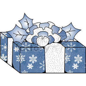 Christmas Gift 04 clipart. Royalty-free image # 387694