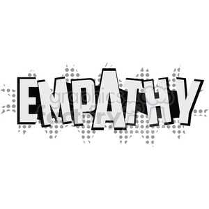 empathy onomatopoeia clip art vector images clipart. Commercial use icon # 390076