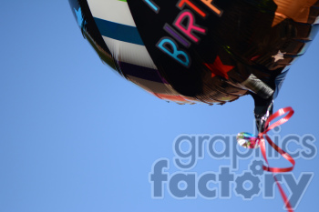 balloons party birthday celebration