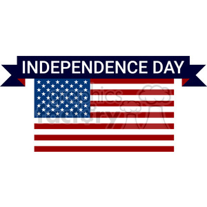independence day 4th of jul clip art clipart. Royalty-free image # 392557