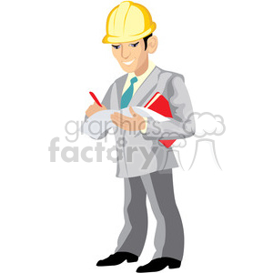 Royalty free architect reading blueprints construction worker 393642 architect reading blueprints construction worker malvernweather Gallery