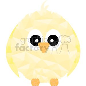 Chick clipart. Royalty-free icon # 397958