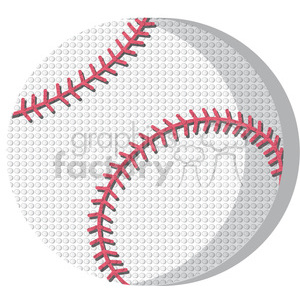 sports equipment baseball clipart. Commercial use image # 398128