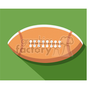 sports equipment football illustration clipart. Royalty-free image # 398138