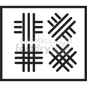 patch work icon clipart. Commercial use icon # 398293