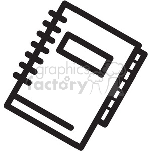 paper tablet icon clipart. Royalty-free image # 398373