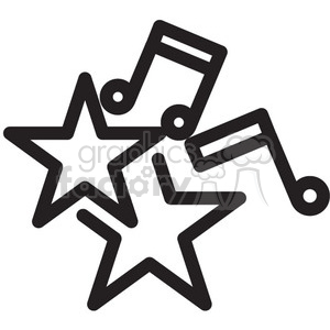 loud music vector icon clipart. Royalty-free image # 398567