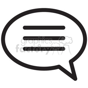 text vector icon clipart. Royalty-free image # 398600