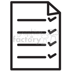 form vector icon clipart. Royalty-free icon # 398714