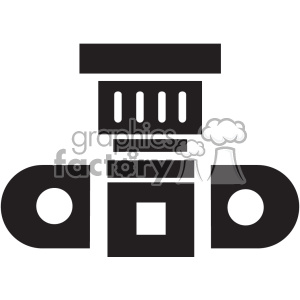 camera vector icon art clipart. Royalty-free image # 402391