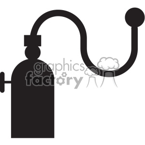 tank vector icon art clipart. Royalty-free image # 402399