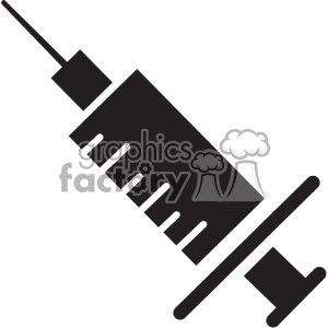 medical needle vector icon art clipart. Royalty-free image # 402402