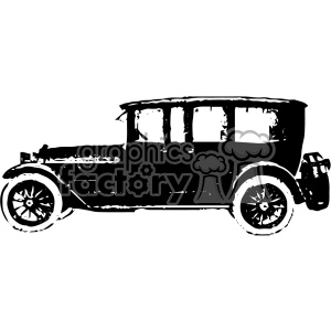 old vintage distressed berlin car retro vector design vintage 1900 vector art GF clipart. Royalty-free image # 402412
