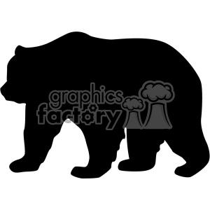 Bear vector. Mama svg cut files