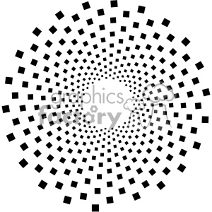 abstract vector design clipart. Commercial use image # 402649