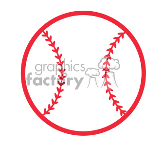Baseball svg. Cut file vector clipart