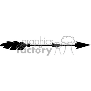 arrow svg cut file clipart. Royalty-free image # 403230
