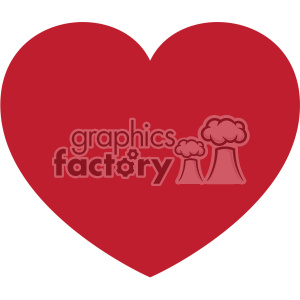 heart svg cut file clipart. Royalty-free image # 403232