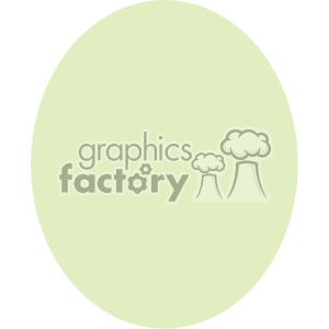 easter egg svg cut file 19 clipart. Royalty-free image # 403715