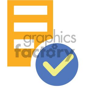 data integrity vector icon clipart. Commercial use image # 404042