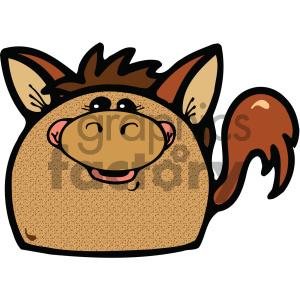 cartoon clipart gumdrop animals 008 c