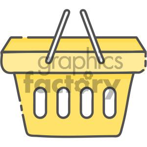 basket shopping+bag