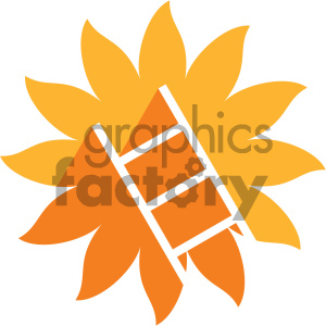 ladder rescue vector icon clipart. Royalty-free image # 405487