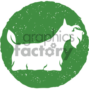 Schnauzer vector icon clipart. Royalty-free icon # 405519